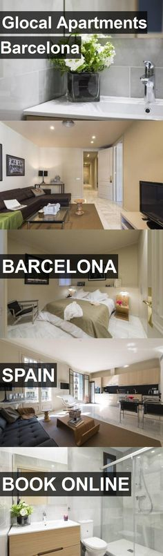 Glocal Apartments Barcelona in Barcelona, Spain. For more information, photos, reviews and best prices please follow the link. #Spain #Barcelona #travel #vacation #apartment