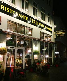 🇮🇹Ristorante ITALIANO Pompei Kultorvet Square Copenhagen  #RistoranteITALIANOcopenhagen #RistoranteITALIANOpompei