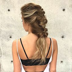 Mermaid Topsy Tail — Confessions of a Hairstylist