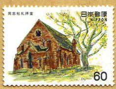 近代洋風建築シリーズ:同志社礼拝堂