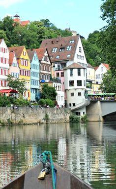 As an introduction to the Baden-Württemberg Region in Germany--Karlsruhe, Mannheim, Tübingen and Stuttgart
