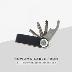 Super excited to announce the arrival of the Orbitkey at The Assembly Store in Singapore, rated top 10 menswear store in Singapore!  They also offer online shipping to Singapore and Malaysia! visit: http://www.theassemblystore.com/