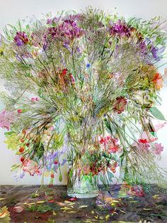 Abelardo Morell, 'Flowers - for Lisa,' 2014, Edwynn Houk Gallery
