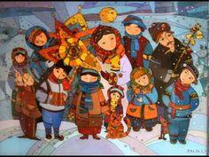 Давні різдвяні колядки України виклали в мережу