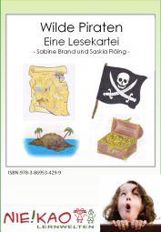 Wilde Piraten - eine Lesekartei
