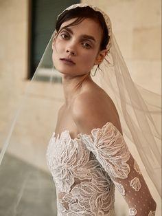 Wedding dress | wedding insipirasi | bridal dresses | haute couture | bride | handmade couture | bridal couture Girly, Feminine, Bride, Wedding Dresses, Fall, Collection, Fashion, Women's, Women's