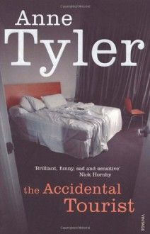 (#11) The Accidental Tourist by Anne Tyler