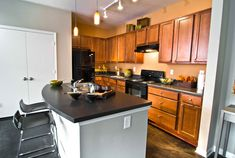 current model kitchen