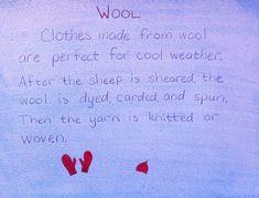 mom's wool