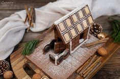 All Details You Need to Know About Home Decoration - Modern Chocolate House, Projects To Try, Modern, Food, Home Decor, Apple Chicken, Milka Chocolate, Seafood Restaurant, Summer Time