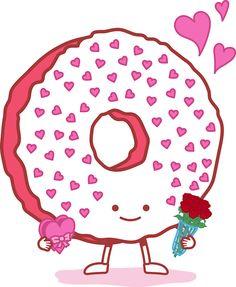 The Donut Valentine