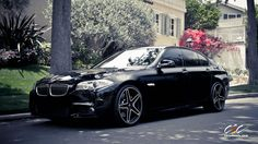 BMW 550i by CEC in Los Angeles CA . Click to view more photos and mod info.