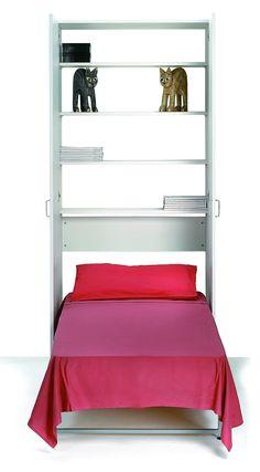 die besten 25 klappbetten ideen auf pinterest platzsparende betten bettw schelager und coole. Black Bedroom Furniture Sets. Home Design Ideas