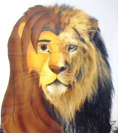 Inspiration for Disney's The Lion King. Awareness Campaign, Fundraisers, Lion, Disney, Animals, Inspiration, Leon, Biblical Inspiration, Animaux