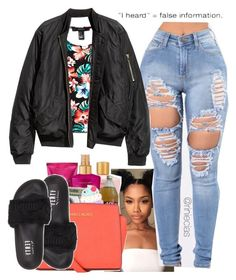 """F*ck what you heard, your mine ~ Bey"" by riniecias ❤ liked on Polyvore featuring Forever 21 and Puma"