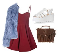 """""""Won't be on for a few days """" by shazzaandme ❤ liked on Polyvore featuring Glamorous"""