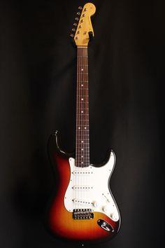 K.Nyui Custom Guitars KN-ST/3TS