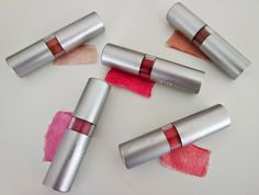ELF Lipsticks review and swatches on http://emandhanxo.blogspot.co.uk/2015/04/elf-lipsticks.html