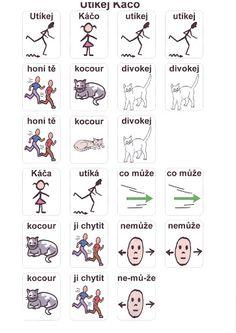 Obrázkové zpívání – Monika R. Preschool Activities, Language, Album, Learning, Logos, Picasa, Autism, Studying, Logo