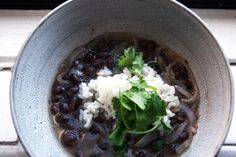 Tasty Plan - Black Beans and Rice