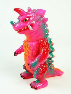 Mini Kaiju Drazoran by maxtoycompany