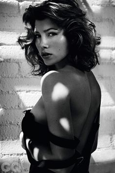 Jessica Biel....can go eff herself cuz its not fair that someone can look thos good.