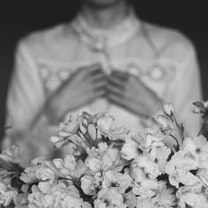Oh you, my little flower by Anna O.