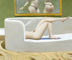 Julio Larraz - Marlborough Gallery