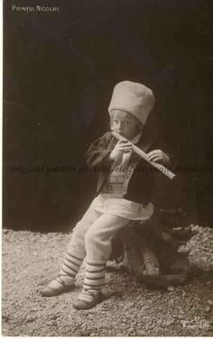 Queen Marie of Romania Gallery / Prinţul Nicolae Postcard Princess Alexandra, Princess Beatrice, Prince And Princess, Romanian Royal Family, House Of Romanov, Young Prince, Blue Bloods, Rare Pictures, Princess Victoria