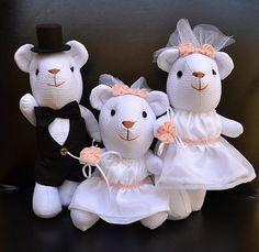 Ursinhos noivos