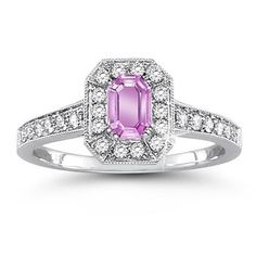 Costco: Pink Sapphire