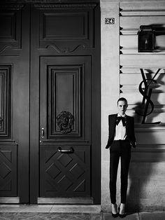サンローランがクチュールを再始動 - エディ・スリマン撮影の新ビジュアル公開の写真5