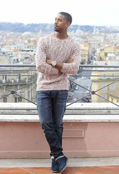 14 Times Michael B. Jordan Made You Say 'Ooh, Girl' | Obsev