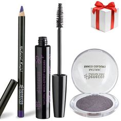 The perfect gift or a little treat for yourself — the Benecos Glamour Set is a great introductory kit into the world of natural cosmetics. BDIH certified natural, affordable and provides a natural beauty introduction! Set includes: $38.47 Now $30.00Benecos Natural Duo Eyeshadow - Melange ($12.99)Benecos Natural Eye Liner - Bright Blue ($8.99)Natural Multi Effect Mascara ($16.49) $33.00