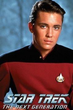 Ensign Wesley Robert Crusher, (Wil Wheaton); STAR TREK The Next Generation