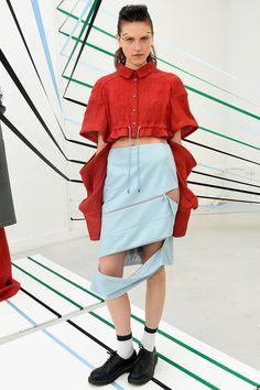 Danielle Romeril Autumn-Winter 2016-2017 (Fall 2016) fashion collection