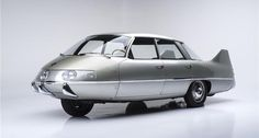 "Classic Driver on Twitter: ""Is it a bird? Is it a fish? No, it's the one-off Pininfarina X"