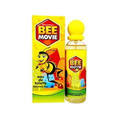 Bee Movie Dreamworks 3.4 oz Kids edt Eau de Toilette Perfume New in Box!!!