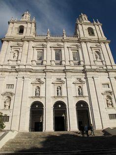 São Vicente de Fora #Portugal #Lisbon