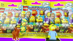 LEGO Simpsons Surprise Series 2 Blind Bag Toys Minifigure Opening Homer, Marge & Bart Toy Review - http://www.princeoftoys.visiblehorizon.org/videoblindbagtoyreviews/lego-simpsons-surprise-series-2-blind-bag-toys-minifigure-opening-homer-marge-bart-toy-review/