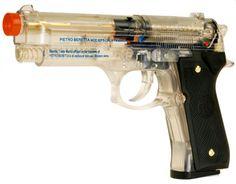 Beretta 92FS Pistol FPS-307 Spring Airsoft Gun