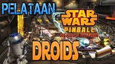 Kenraalin pelikanava: Pinball FX 3 Star Wars Heroes Within Droids flipperiä