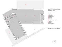 1st floor plan  http://www.hjlstudio.com/suip-777-residence