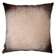 Dekokissen  Soft Grid - Baumwolle Velvet - Dunkelgrau - 50x50