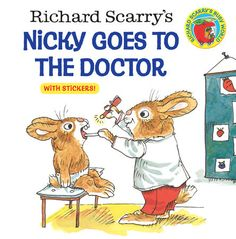 richard scarry illustrations - Google Search
