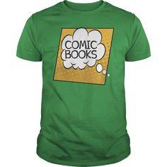 Comic Books Thought Bubble T Shirts, Hoodies. Get it now ==► https://www.sunfrog.com/Geek-Tech/Comic-Books-Thought-Bubble-T-Shirt-87194286-Green-Guys.html?57074 $19