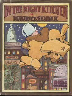 IN THE NIGHT KITCHEN BY MAURICE SENDAK   1970