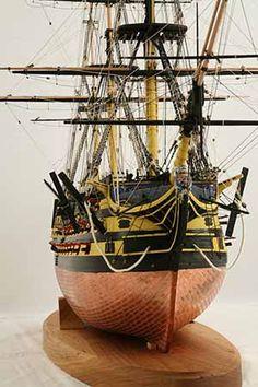 Ship model HMS Victory 1 : 72 scale