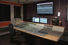Audient desk