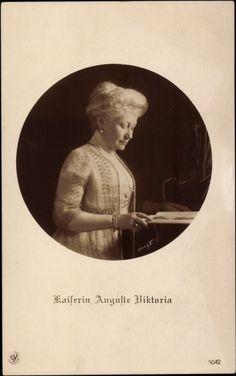 Kaiserin Auguste Viktoria